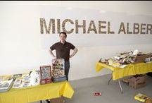 Portraits of the Artist / A Variety of Portraits of the Artist Michael Albert