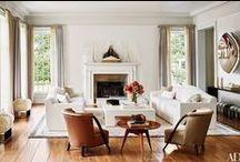 Spaces / Interesting Interiors.