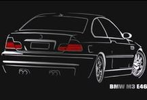 Bavarian Works / A small collection of incredible creations of BMW