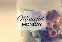 Mindful Mondays - Daily Post / Our weekly resource for games and activities to do with your students!