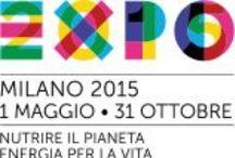EXPO MILANO 2015 / La grande fiera universale di Milano 2015