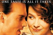 Books & Movies for Foodies / WARNING: These flicks and novels will make you thirsty/hungry!