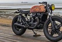 rat bikes, cafe racer, scrumbler ...