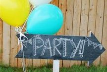 Party Ideas / Ideas for the next get together.