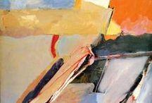 Richard Diebenkorn (22 april 1922 - 30 mars 1993) var en amerikansk maler / Kunst