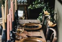Author Home Dinner Party / DC Planner | Dinner Party Ideas & Inspiration from Simply Breathe Events