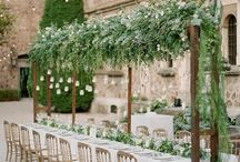 Hanging Floral Centerpieces / DC Planner | Hanging Floral Centerpiece Ideas & Inspiration from Simply Breathe Events