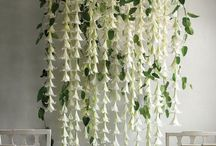 Flower Walls / DC Planner | Flower Wall Ideas & Inspiration from Simply Breathe Events
