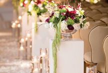 Ceremony Aisle Decor / DC Planner | Ceremony Aisle Decor Inspiration & Ideas from Simply Breathe Events