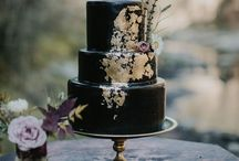 Moody Wedding Cakes / DC Planner | Moody Wedding Cake Inspiration & Ideas from Simply Breathe Events