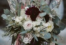 Moody Wedding Florals / DC Planner | Moody Wedding Florals Inspiration & Ideas from Simply Breathe Events