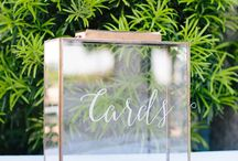 Wedding Card Boxes / DC Planner | Wedding Card Box Inspiration & Ideas from Simply Breathe Events