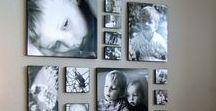 Сollage of photos | Коллаж из фотографий / Как расположить и скомпоновать фотографии