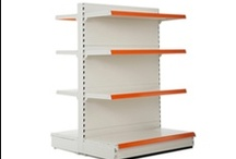 Gondola shelving / Gondola shelving is ideal for supermarkets, convenience stores and other retail stores as it provides double-sided shelving and can be used to create aisles.