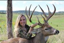 Big Bucks and the Outdoors