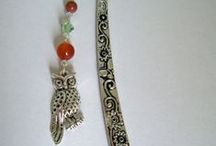 Undercover Zebra on Etsy / This board shows my jewellery, bookmarks and trinkets that are available to buy on Etsy. My Etsy page is https://www.etsy.com/uk/shop/UndercoverZebra