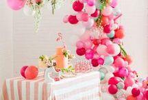 IDEAS GENIALES PARA FIESTAS / GREAT IDEAS FOR PARTIES