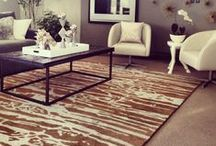 Awesome Area Rugs / Complete your space with a colorful, fun piece!