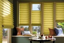 Wonderful Windows / Hunter Douglas provides quality window treatments with a great selection.