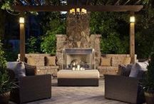 Outdoor Spaces / Design your own outdoor dream space!