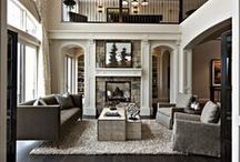 Dream Room: Living/Great Rooms