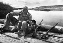 Robert Capa - A hős / Akiről nemzedéke legjobb írói írtak elismeréssel.