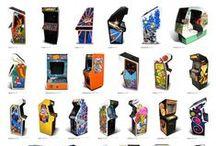 Arcade / by Gamatec