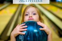 Kid Activities / A great collection of activities to keep kids busy.