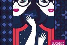 Sky&Luna / Conheça o jeito divertido de proteger as suas malas com as capas para malas Luggio