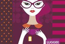 Violetta / Conheça o jeito divertido de proteger as suas malas com as capas para malas Luggio
