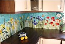 Mosaic / Mosaics by Irish Artist Olive Stack