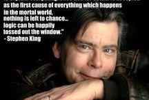 Stephen King / My Hero