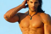 MP Series - John Lucas / Visual inspiration for character John Lucas from The Metal Prodigy Series by Author J.S. Snow