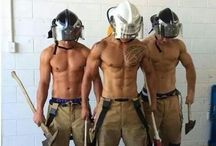 Hot Professions / Study hard in school girls, and you could be working with these guys!