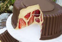 Sobremesas Criativas / Práticas / Receitas de doces diferentes para você surpreender os amigos e se deliciar ;)