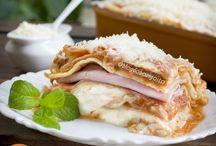 Prato principal: massas, risotos, carnes, etc! / Não sabe o que fazer para arrasar no almoço/jantar? Então dá uma olhadinha nesse painel!