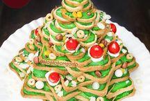 Receitas de Natal! / Está afim de impressionar não só com o sabor mas também com a criatividade dos pratos na ceia?! Confira doces e salgados criativos para seu Natal!