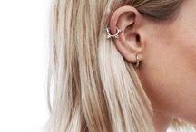 PIERCINGS . / piercings I want .