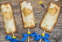 Festa junina (receitas fáceis e criativas!) / Veja receitas salgadas e doces bem fáceis para fazer na festa junina!