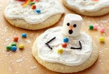 Winter / Winter crafts, recipes and printables!