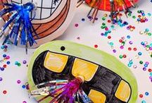 New Years fun for Kids / Activities, printables and recipes for a great New Year celebration with your kids!