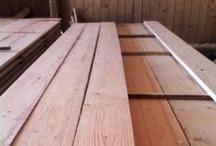 Lemn / Ne place lemnul si credem ca este un material extraordinar de bun in constructii.