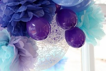 18th Party Ideas / My friends and family said my 18th, was like walking onto my pinterest board. Here is all my inspiration..............................