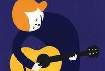vos y tu guitarra