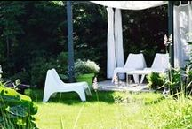 OUTDOOR / Realizacje, projekty, inspiracje / outdoor inspirations  / by Homebook.pl