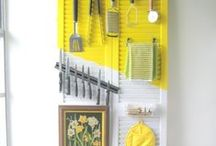 Storage Solutions / Storage and organizational pins that every household needs.