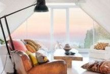 Triangular window / by Homebook.pl