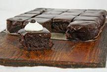 Čokoládové Mňamky / Miluješ čokoládu? Tak potom musíš definitívne sledovať túto nástenku. Pridávame sem každý deň mnoho inšpirácie :)