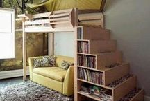 Small Spaces / Small spaces have big options! Follow this board and you'll be inspired to recreate your tight space today.