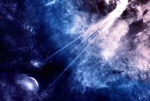 Galaxy & Sky